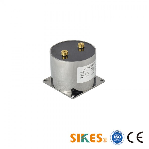 High frequency DC filterling reactors for high-speed maglev train 60A
