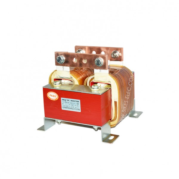 DC Choke for 400V Inverter, Rated Current 700A [Horizontal]
